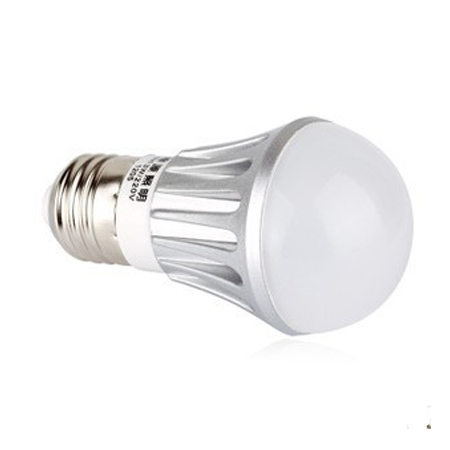 10Pcs 3W led lamp E27 110-220V White Light Bright Energy Saving Bulb