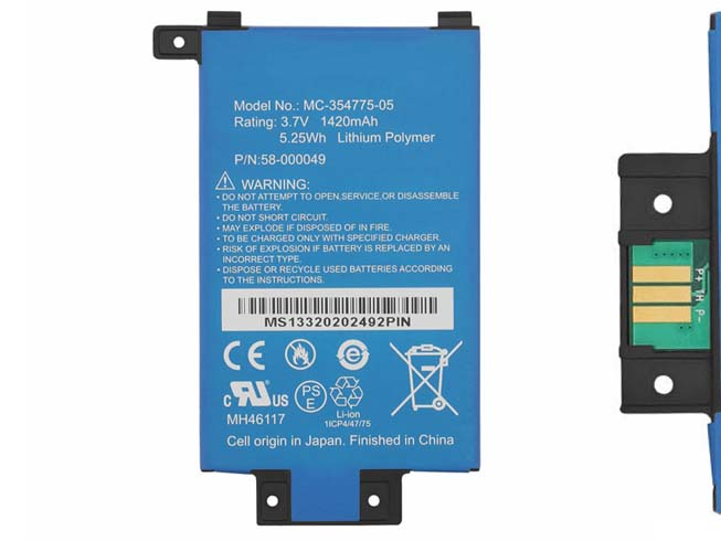 58-000049 MC-354775-05  pc batterie