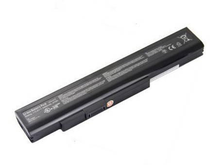 MSI A6400 Series 4400mah 10.8V batterie
