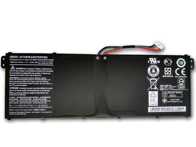 AC14B13J pc batterie