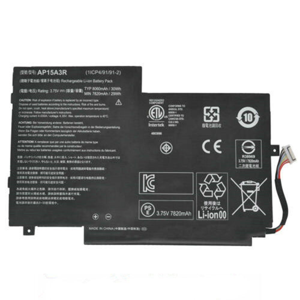 AP15A3R Batterie ordinateur portable