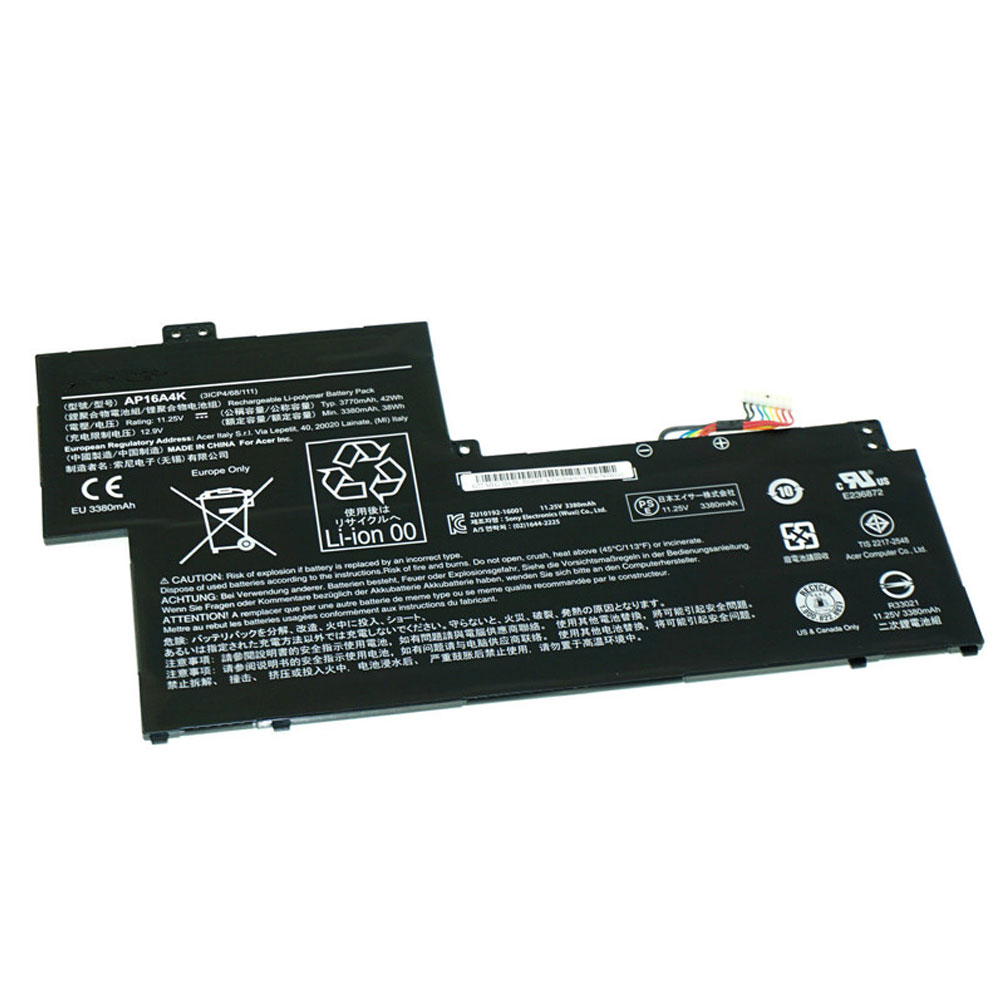 AP16A4K pc batterie
