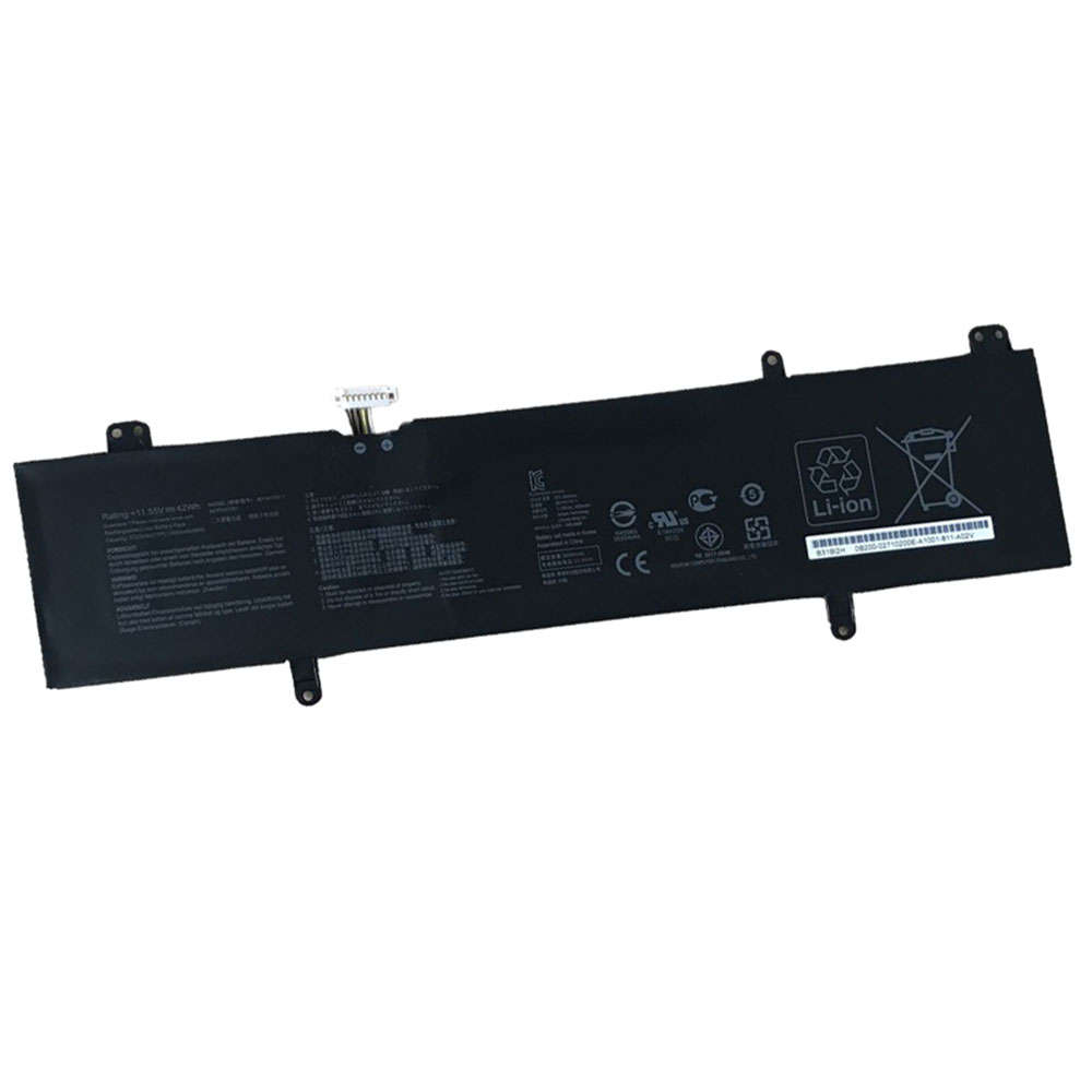 B31N1707 Batterie ordinateur portable