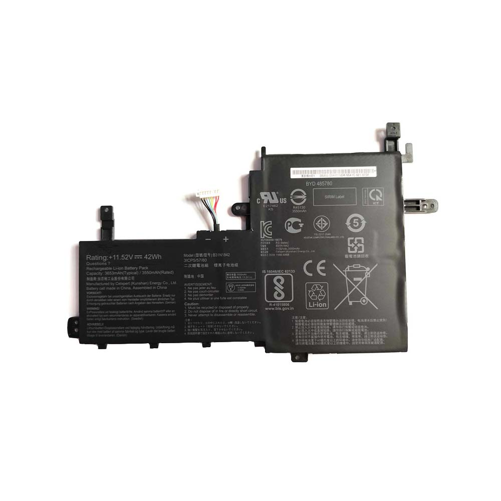B31N1842 Batterie ordinateur portable