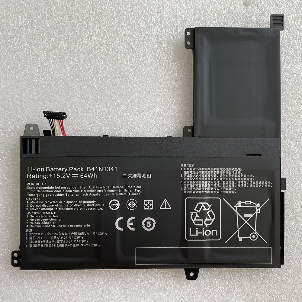 B41N1341 Batterie ordinateur portable