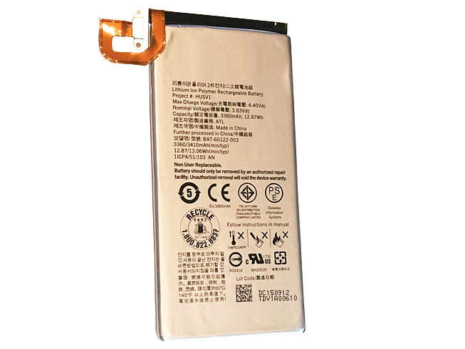 BAT-60122-003 Batterie ordinateur portable