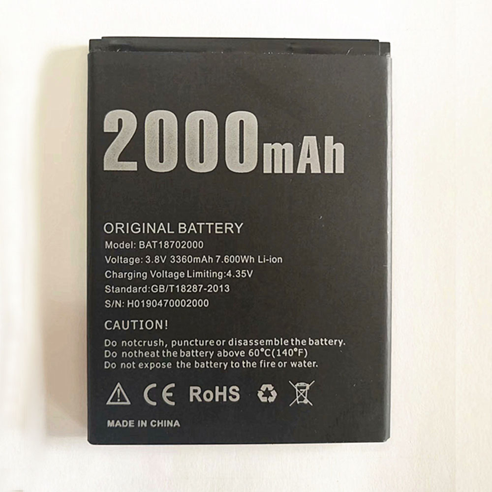 BAT18702000 pc batterie