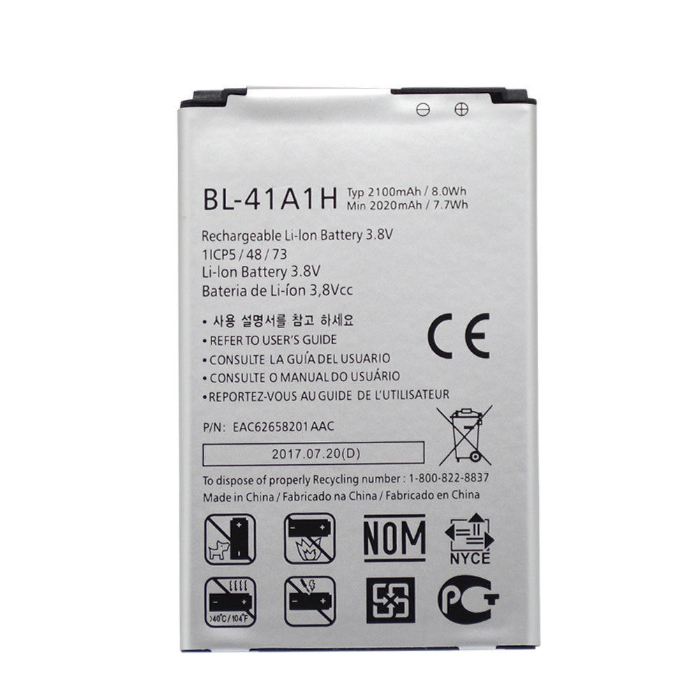 BL-41A1H Batterie ordinateur portable