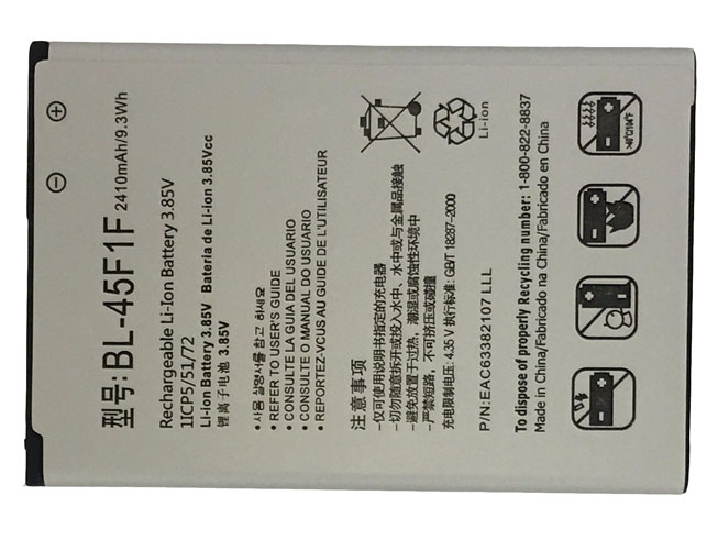 BL-45F1F Batterie ordinateur portable