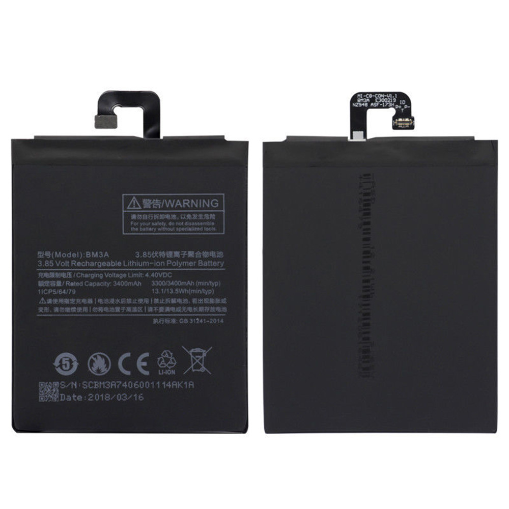 BM3A Batterie ordinateur portable