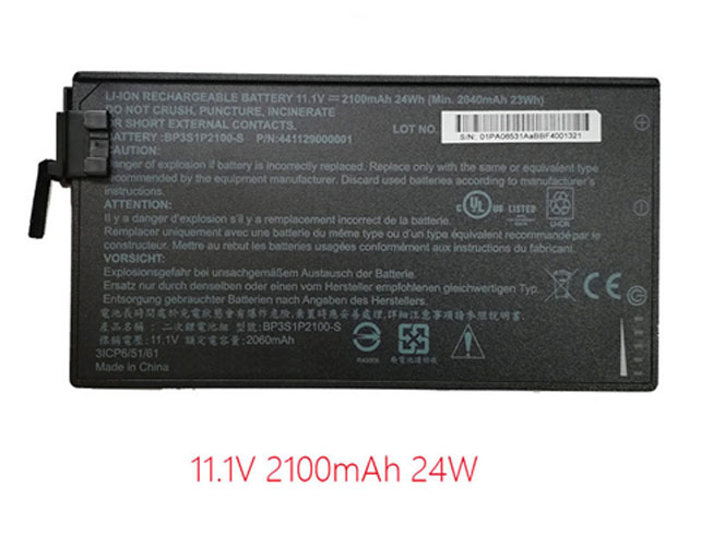 BP3S1P2100-S pc batterie