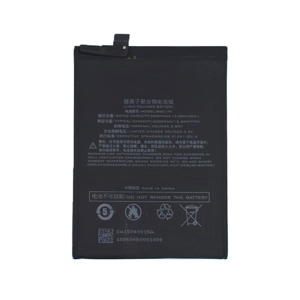 BS01FA pc batterie