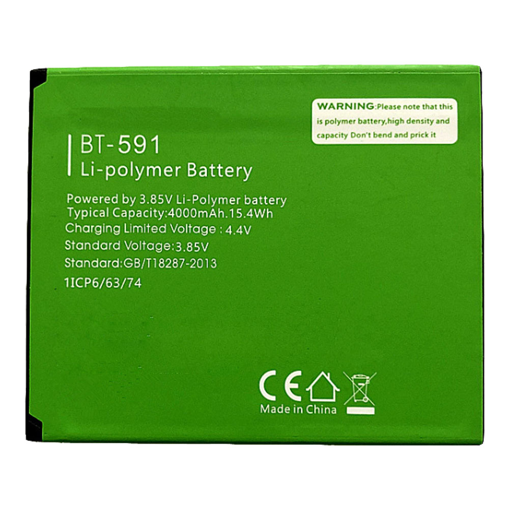 BT-591 pc batterie