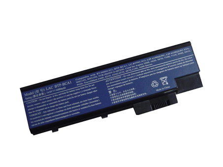 Acer Aspire 7000 Series 4400mAh 14.8v(not compatible with 11.1v) batterie