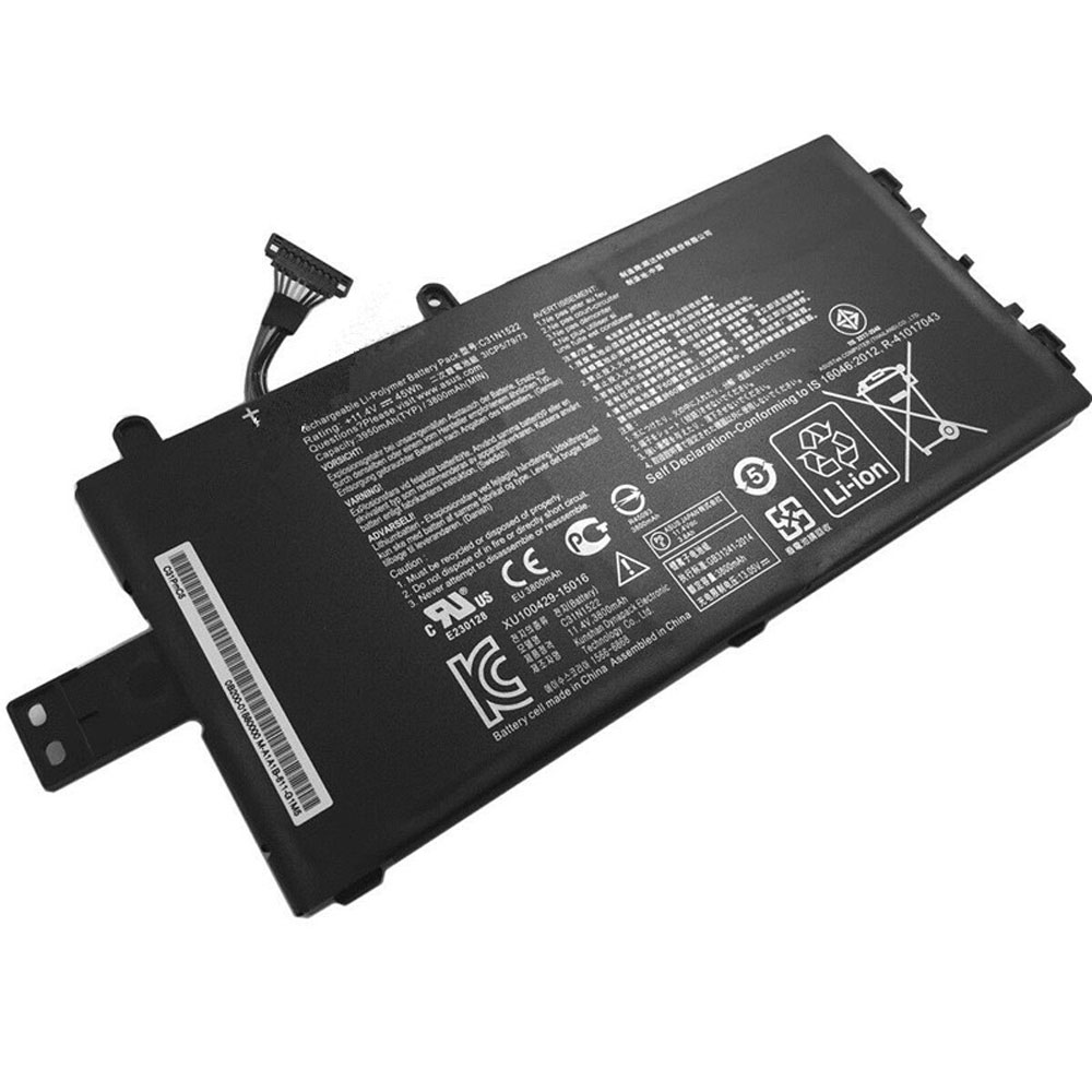 C31N1522 Batterie ordinateur portable