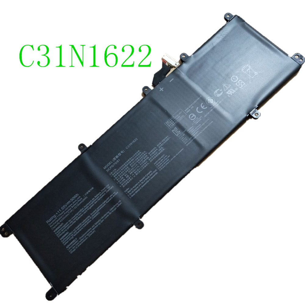 C31N1622 Batterie ordinateur portable