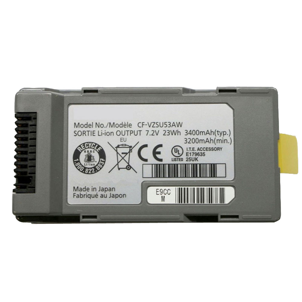 CF-VZSU53AW Batterie ordinateur portable