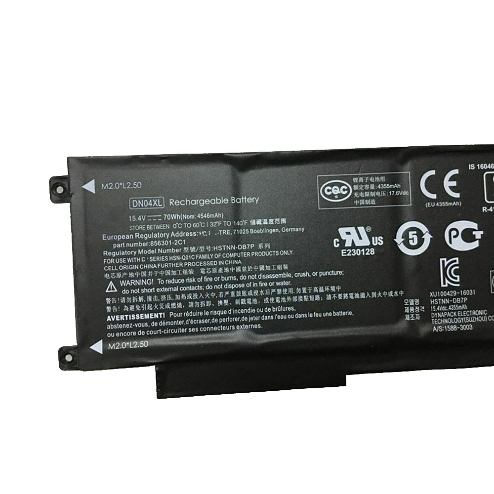 DN04XL Batterie ordinateur portable