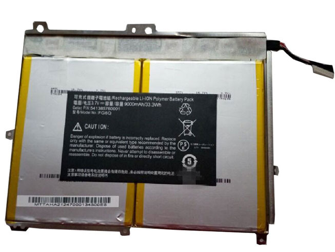 FG6Q Batterie ordinateur portable