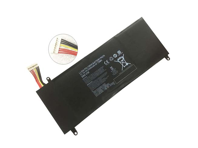 GNC-C30 pc batterie