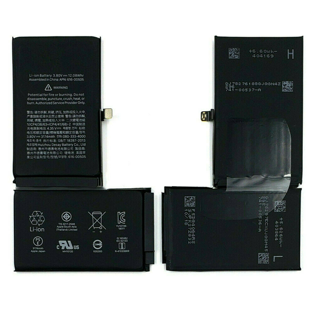 616-00507 Batterie ordinateur portable