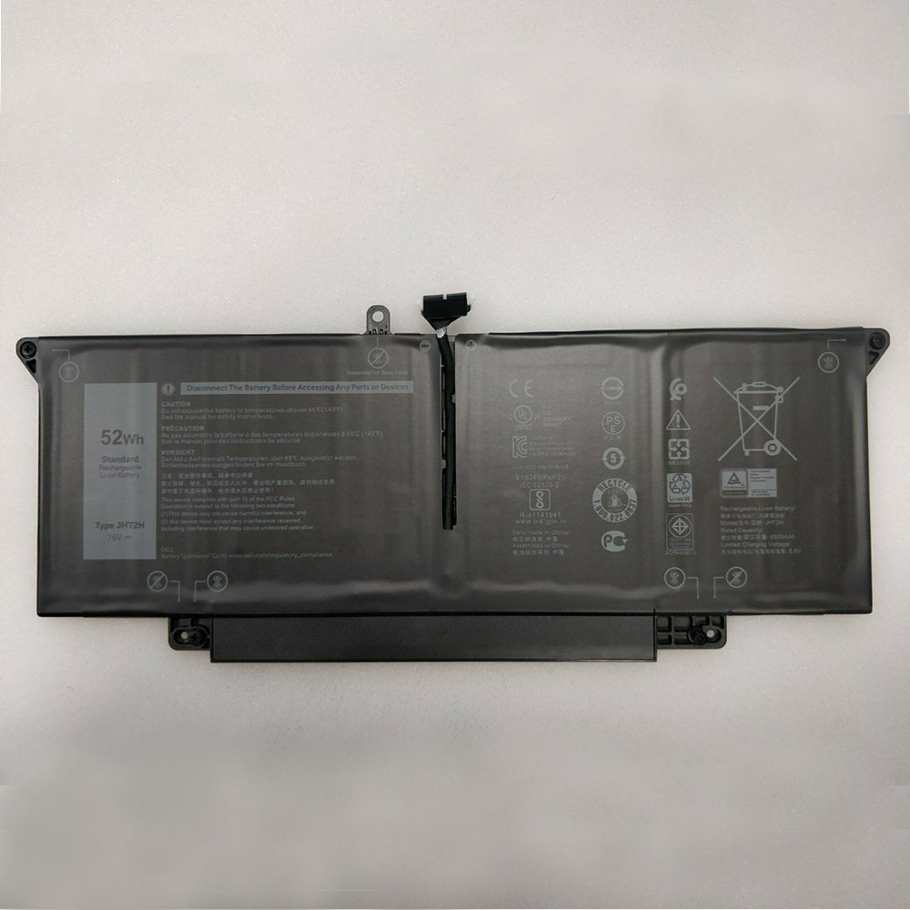 JHT2H Batterie ordinateur portable