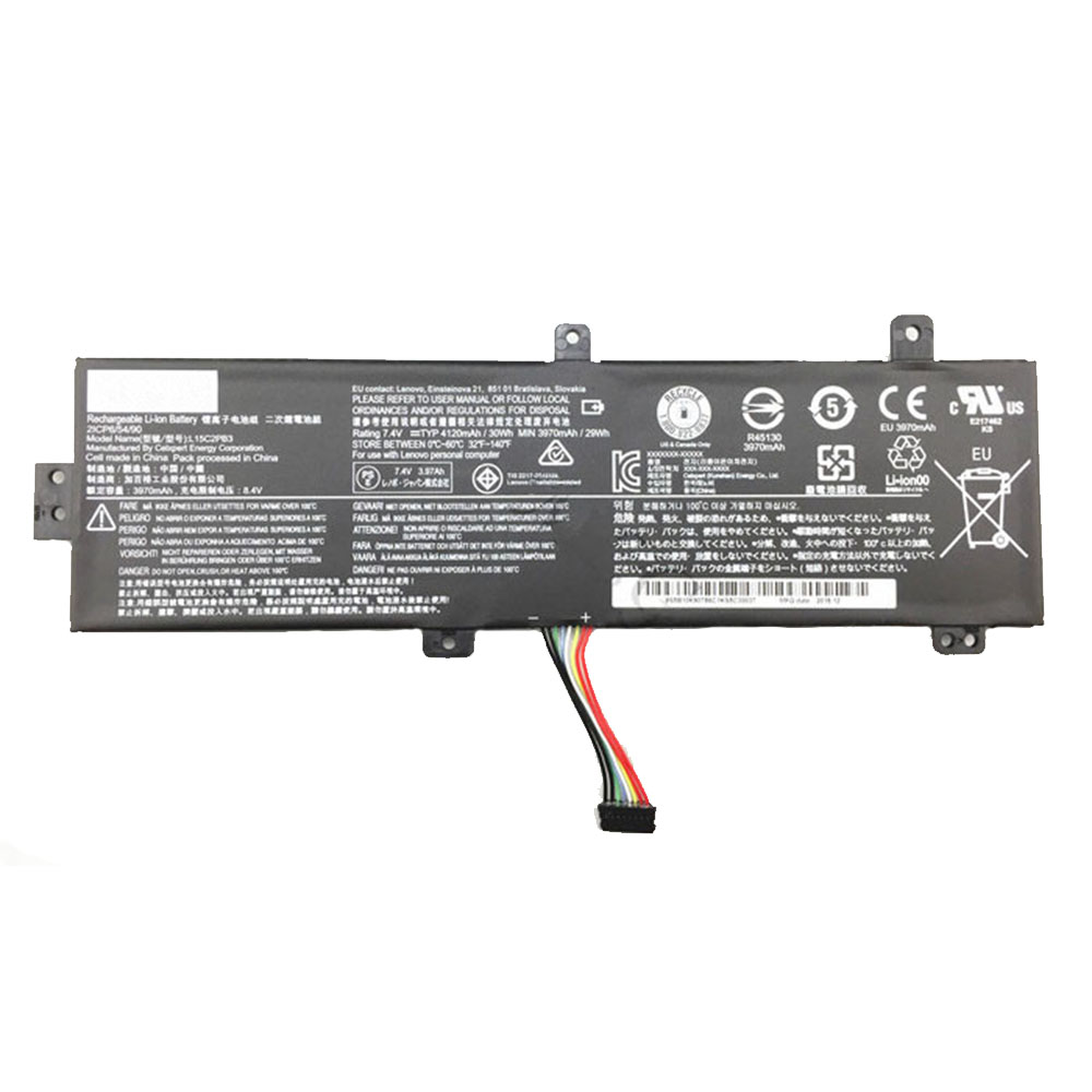 L15C2PB3 Batterie ordinateur portable