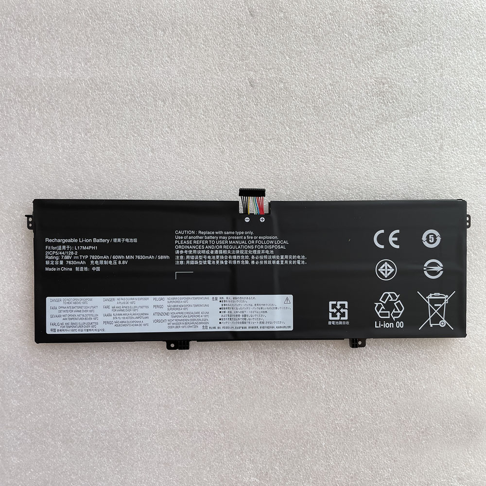 L17C4PH1 Batterie ordinateur portable