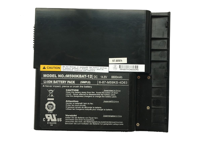 M590KBAT-12 Batterie ordinateur portable