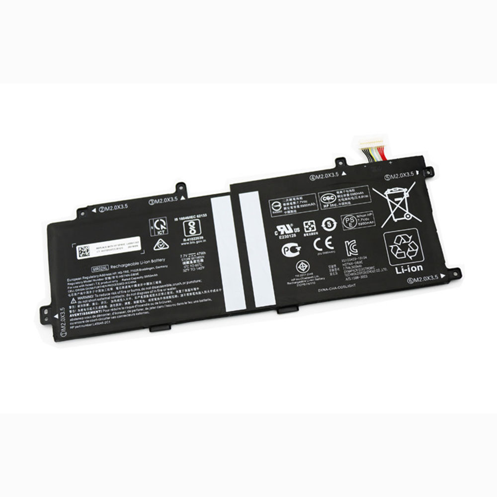 MR02XL Batterie ordinateur portable
