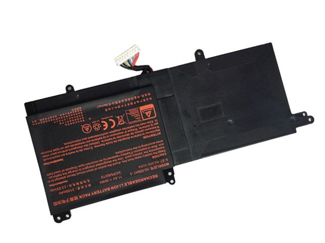 N130BAT-3 pc batterie