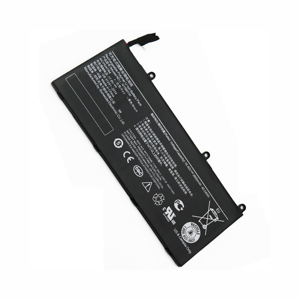 N15B01W Batterie ordinateur portable