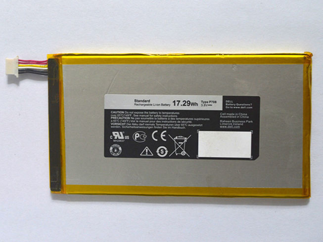 P708 Batterie ordinateur portable