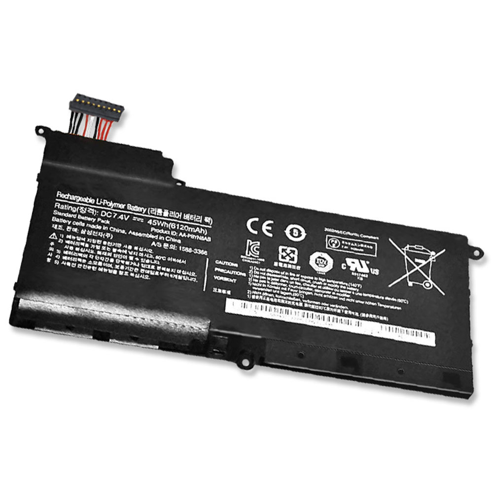 AA-PBYN8AB Batterie ordinateur portable