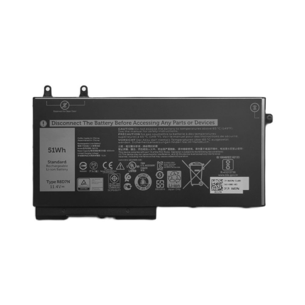R8D7N Batterie ordinateur portable