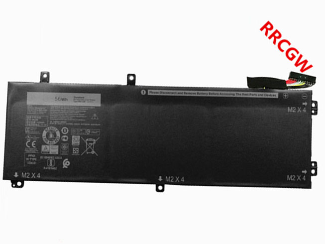 RRCGW Batterie ordinateur portable