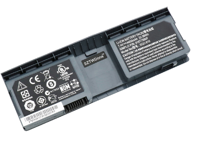 SQU-810 Batterie ordinateur portable