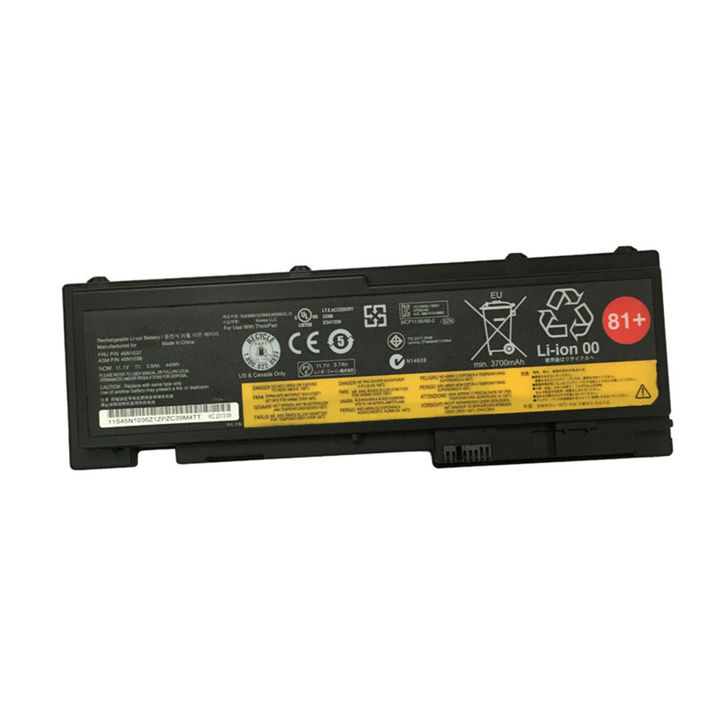 45N1036 Batterie ordinateur portable