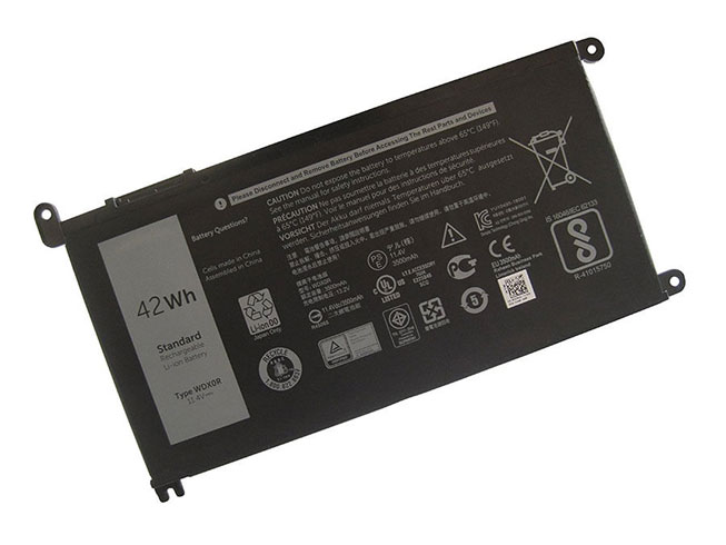 WDXOR pc batterie